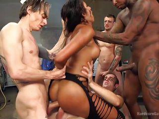 групповой секс мжм