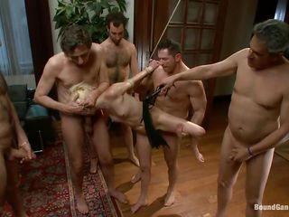 Порно с худенькой блондинкой